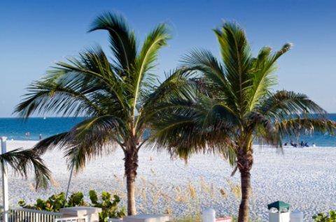 Rosemary Beach Florida beach scene