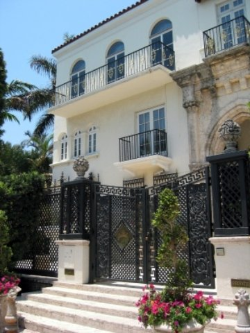 South Beach Versace mansion