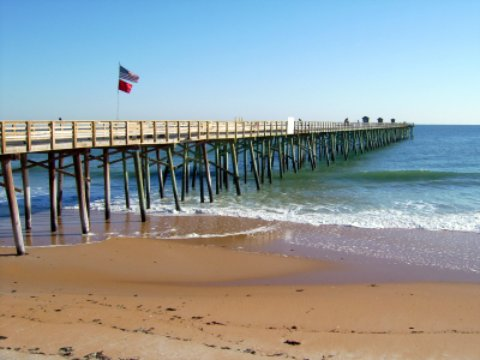 Flagler Fishing Pier