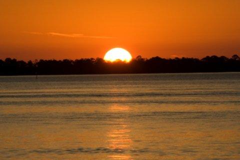 Navarre Beach Sunset