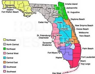 Map West Coast Florida.Northwest Florida Beaches West Coast Destin Panama City