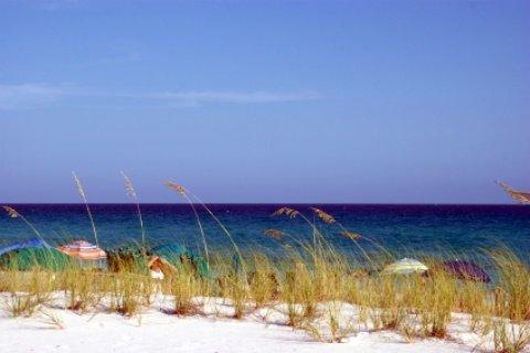 Laguna Beach Florida beach scene
